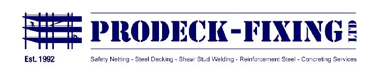 Prodeck Fixing Ltd – Design, Supply & Installation Logo