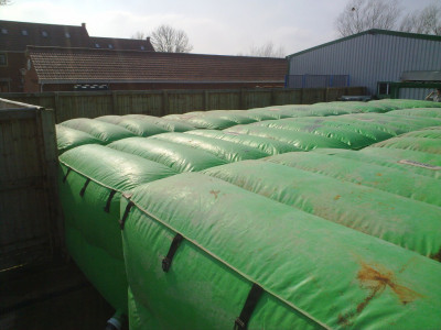 Air Mats for Building Sites Construction