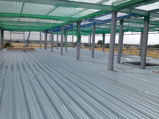 comflor floor decking