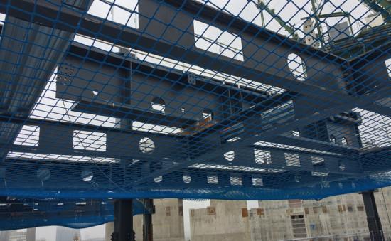 construction safety nets london