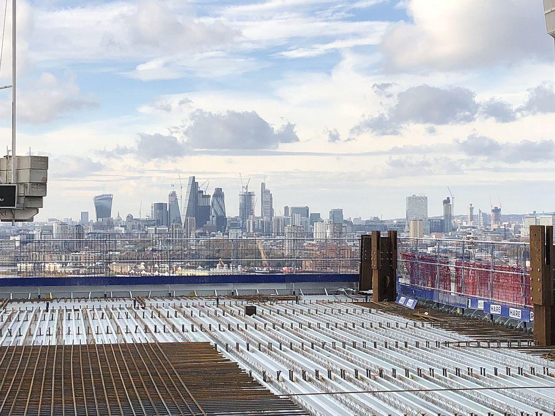 Steel Metal Decking UK London